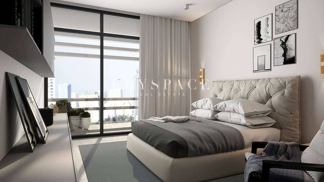 8 1 Bed|Ready Soon| Flexible Payment Plan|Luxurious Living