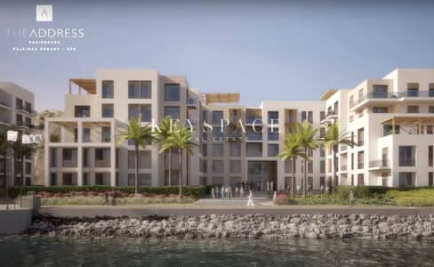 فلیٹ 2 غرفة نوم للبيع في العنوان الفجيرة منتجع وسبا، الفجيرة - 10% DP   Monthly Payment Plan   Own a 5* Resort Home