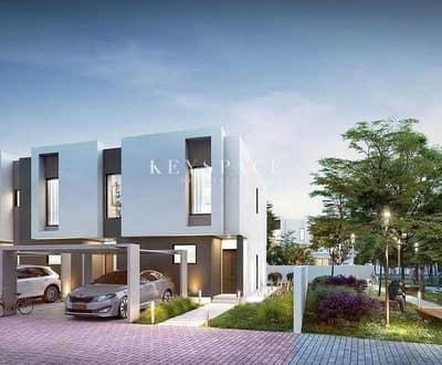 تاون هاوس 3 غرف نوم للبيع في الجادة، الشارقة - Semi Detached Townhouse?3-Bedroom?Attractive Payment Plan