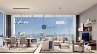 شقة في بوابة هاربور مرسى خور دبي ذا لاجونز 3 غرف 2619888 درهم - 5261401