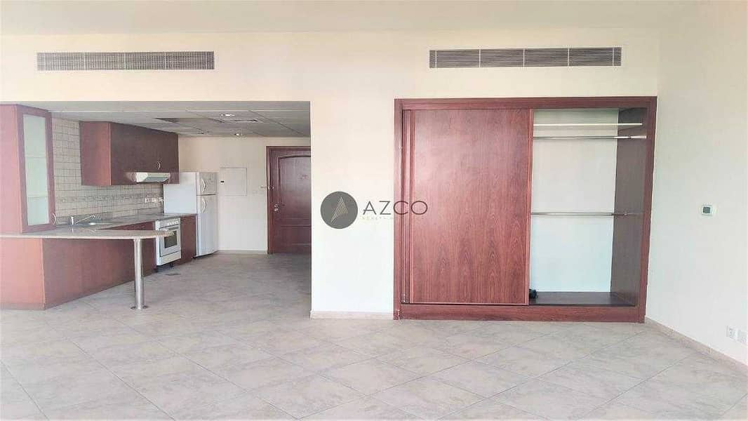 Spacious unit | Garden View | Well maintained