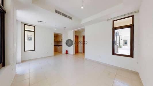 تاون هاوس 3 غرف نوم للايجار في ريم، دبي - Type A | Park facing | Single Row | Landscape