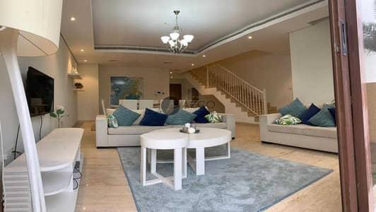 4 Bedroom Townhouse for Rent in Jumeirah Village Circle (JVC), Dubai - Spacious living | Unique layout | Best location