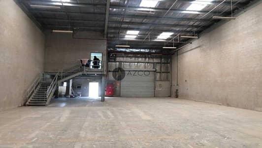 مستودع  للايجار في مجمع دبي للاستثمار، دبي - Commercial Warehouse | Built-in office|28KW Power