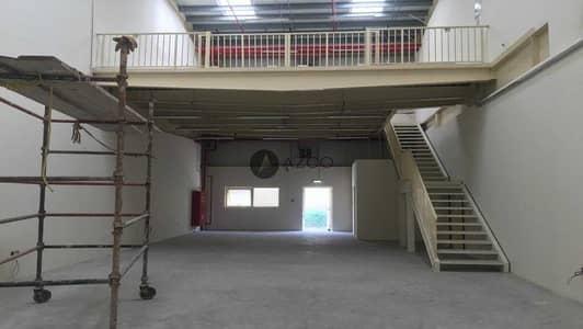 مستودع  للايجار في مجمع دبي للاستثمار، دبي - Fully Covered Compound | With Mezzanine|24KW Power