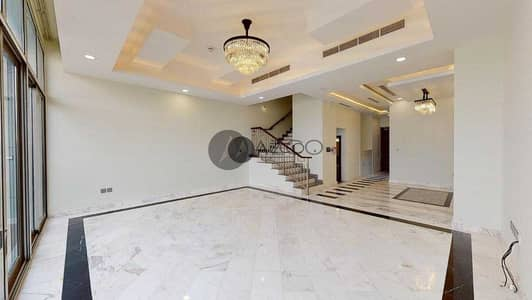 فیلا 3 غرف نوم للبيع في الفرجان، دبي - No Commission | Private Garden | Best Location