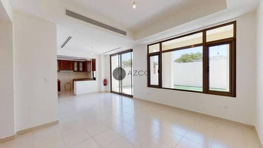 4 Bedroom Townhouse for Rent in Reem, Dubai - Type G | Single Row | Landscaped garden