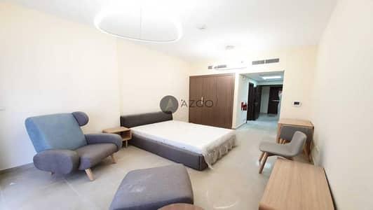 Studio for Rent in Al Furjan, Dubai - Fully Furnished | Best location | Modern Design