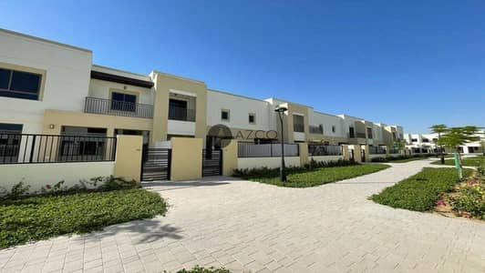 4 Bedroom Townhouse for Sale in Town Square, Dubai - Brand New | Close to facilities | 4 BR