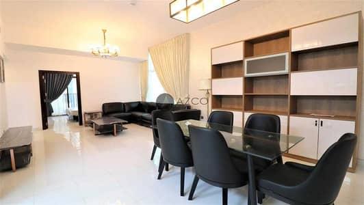 2 Bedroom Flat for Rent in Al Furjan, Dubai - Fully Furnished | Bright Interiors | Best Location