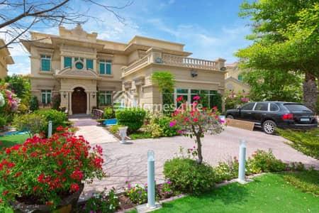 5 Bedroom Villa for Sale in Jumeirah Islands, Dubai - Exclusive | Luxury 5BR villa | Lake View