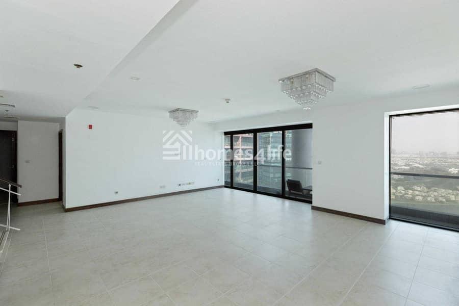 2 Duplex 4 bedroom plus maids| Goldcrest view 1| Jlt