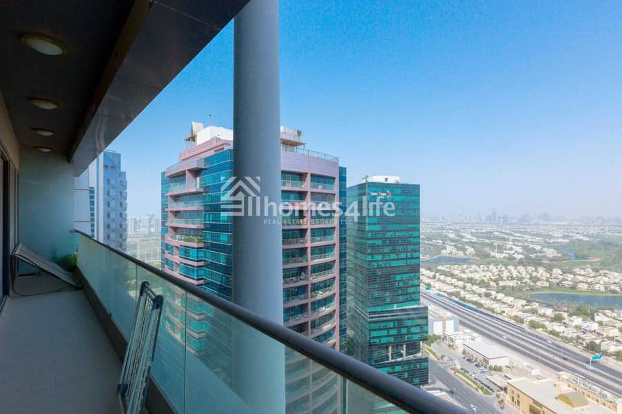 30 Duplex 4 bedroom plus maids| Goldcrest view 1| Jlt