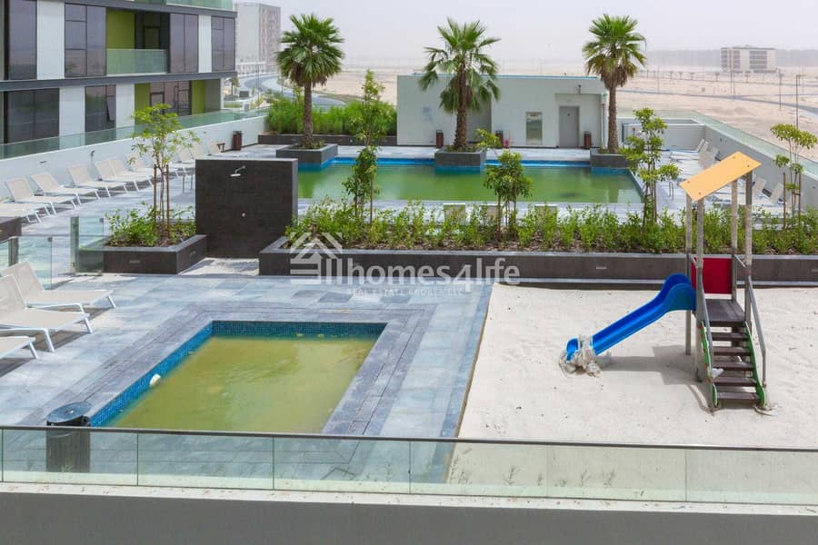 20 Pool View I Ready to move in I Pulse Blvd C1