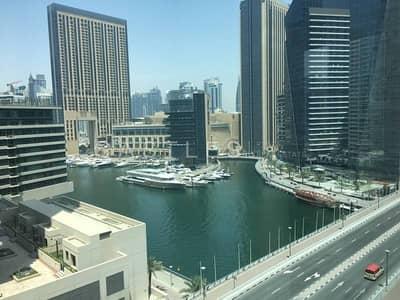 شقة 3 غرف نوم للبيع في دبي مارينا، دبي - Large 3BR with Full Marina View in Al Sahab Tower
