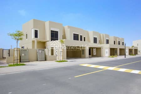 4 Bedroom Townhouse for Rent in Town Square, Dubai - Great Location | Walking Distance to Pool and Park