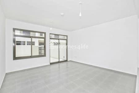 تاون هاوس 4 غرف نوم للايجار في تاون سكوير، دبي - Boulevard View | Vacant | Close To The Entrance