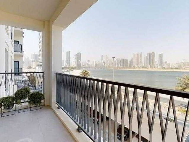 Monthly Post Handover Payment Plan   Luxury Waterfront Apartments   Down town Sharjah