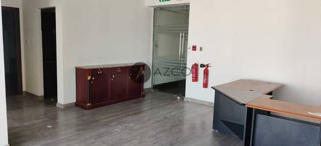 Office for Rent in Motor City, Dubai - Semi Furnished Office | Prime Location | Call Now