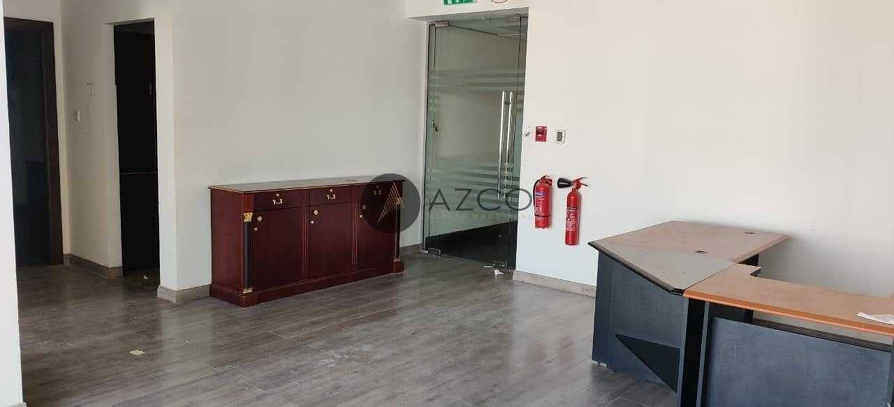 Semi Furnished Office   Prime Location   Call Now