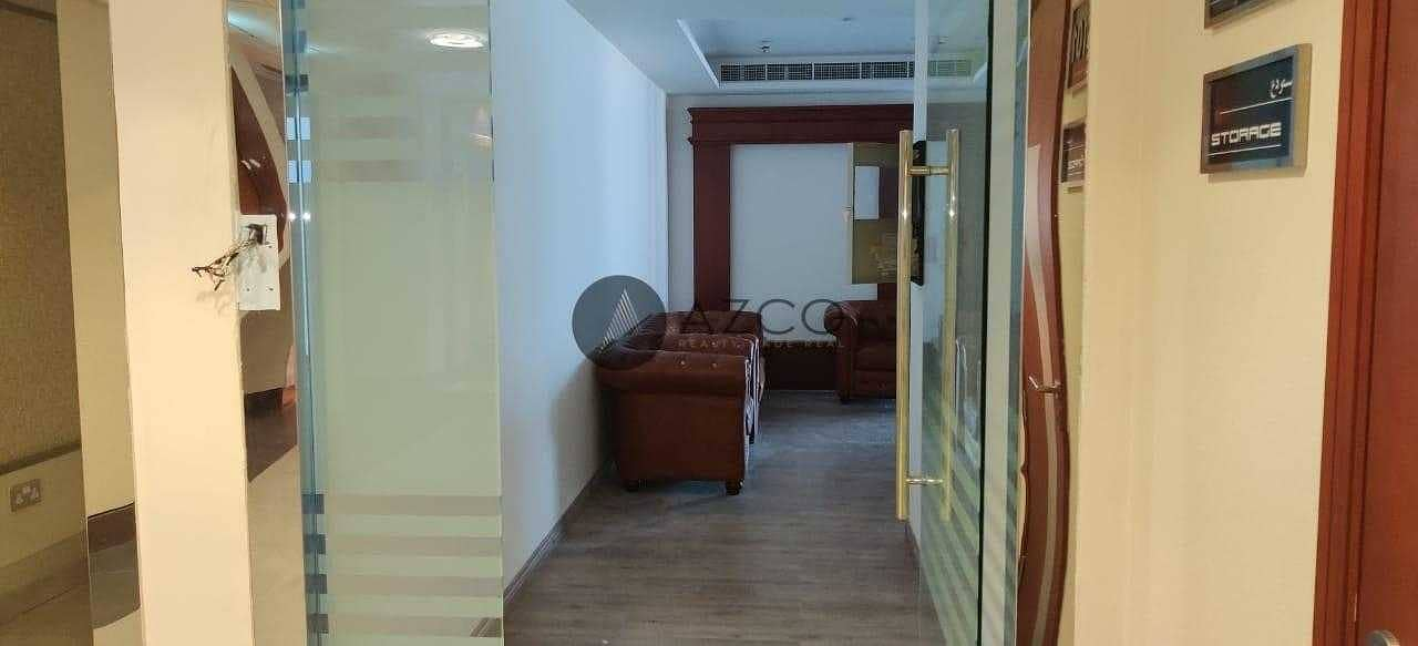 2 Semi Furnished Office   Prime Location   Call Now