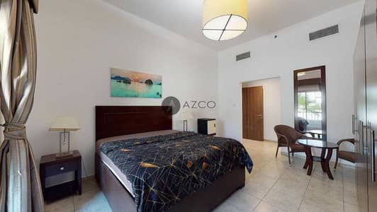 1 Bedroom Apartment for Rent in Jumeirah Village Triangle (JVT), Dubai - Chiller Free | Spacious unit | Fully furnished