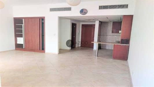 Studio for Rent in Motor City, Dubai - Spacious Unit  Garden view   Well maintained