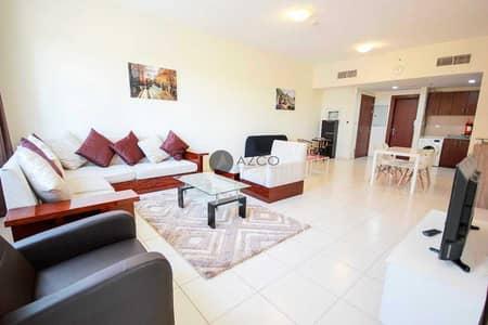 شقة 1 غرفة نوم للبيع في قرية جميرا الدائرية، دبي - Fully Furnished | Modern Design | Best location