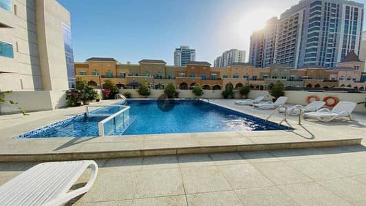 فلیٹ 1 غرفة نوم للايجار في قرية جميرا الدائرية، دبي - 1 month free | No security deposit | Best Price