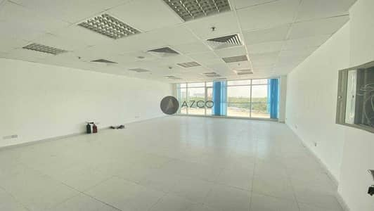 Office for Rent in Arjan, Dubai - Chiller Free | Fitted Office | Best location