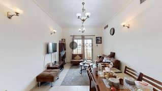 شقة في ذا بيلفيدير دبي مارينا 1 غرف 830000 درهم - 5276207