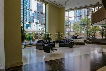 1 Bedroom Apartment for Sale in Dubai Marina, Dubai - Partial Sea & Marina Views - Mid Floor - Tenanted with good rental