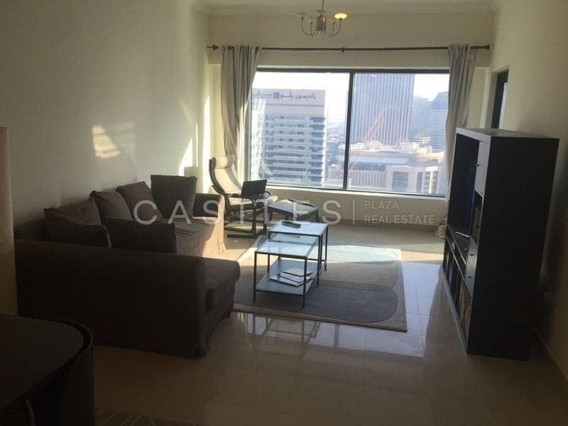 2 Partial Sea & Marina Views - Mid Floor - Tenanted with good rental