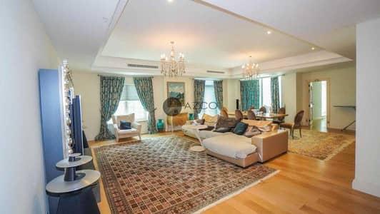4 Bedroom Apartment for Rent in Dubai Marina, Dubai - Contemporary design | Unique layout |Best Location