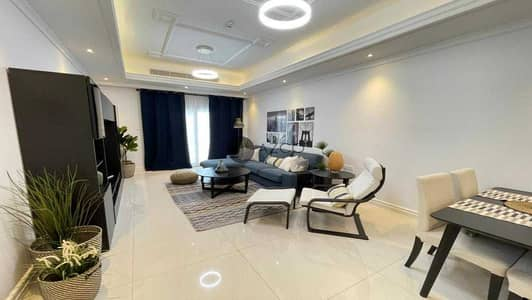 1 Bedroom Apartment for Rent in Arjan, Dubai - Fully furnished   Pool view   Modern Amenities