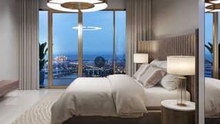 شقة في جراند بلو تاور1 لإيلي صعب إعمار الواجهة المائية دبي هاربور 1 غرف 1968888 درهم - 5261998