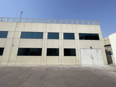 Warehouse for Rent in Al Quoz, Dubai - SPACIOUS AND NEAT WAREHOUSE