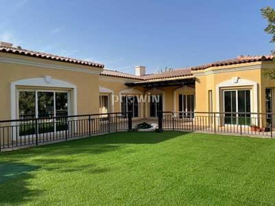 فیلا 4 غرف نوم للبيع في جرين كوميونيتي، دبي - 4 bedroom plus maids room with large garden
