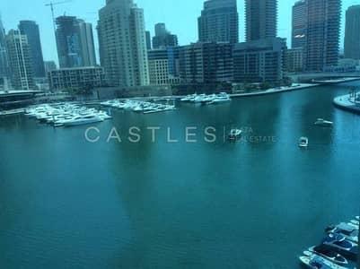 2 Bedroom Flat for Sale in Dubai Marina, Dubai - Tenanted - Full Marina Views - Great Rental Yield