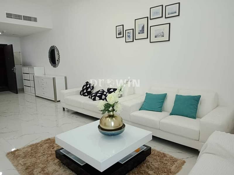 Commssion Free l Brand New Fully Furnished Two Bedroom l Two Months Free l