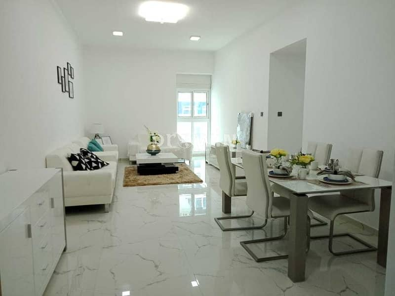 2 Commssion Free l Brand New Fully Furnished Two Bedroom l Two Months Free l