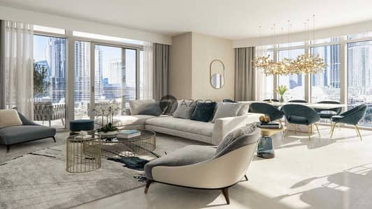2 Bedroom Apartment for Sale in Downtown Dubai, Dubai - Modern Luxe Design I Burj and Opera Views I Own It