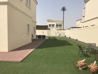 2 Bedroom Villa for Sale in Jumeirah Village Circle (JVC), Dubai - Large Plot