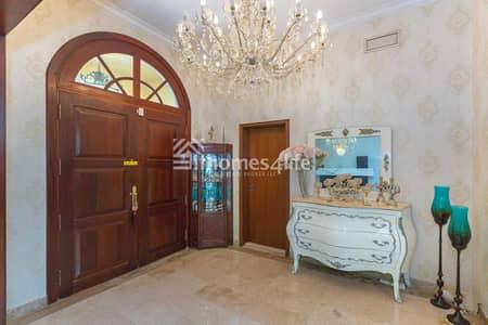 5 Bedroom Villa for Sale in Jumeirah Islands, Dubai - Lake View  | Exclusive & Upgraded | Luxury 5BR villa