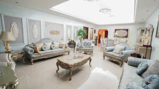 3 Bedroom Apartment for Rent in Dubai Marina, Dubai - Spacious Living | Maids room | 2 Living room