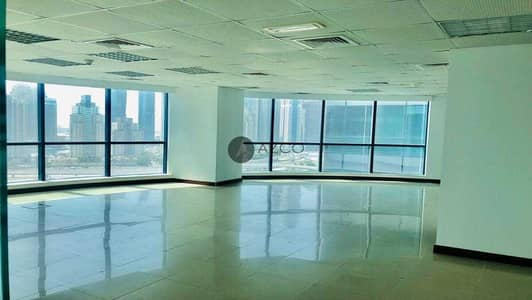 Office for Rent in Jumeirah Lake Towers (JLT), Dubai - Fully Fitted   Vacant   Glass Partitioned