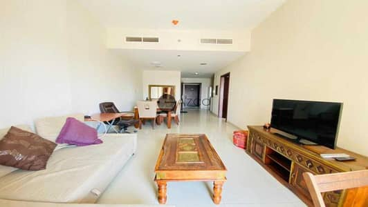 1 Bedroom Apartment for Rent in Jumeirah Village Circle (JVC), Dubai - Fully Furnished | Bright Interiors | Best Location