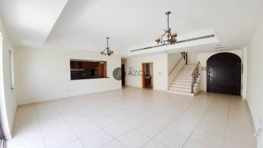 3 Bedroom Townhouse for Rent in Reem, Dubai - TYPE 3M | With Maid's room | Landscaped Garden