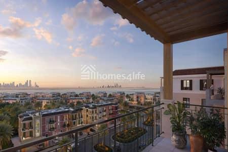 1 Bedroom Flat for Sale in Jumeirah, Dubai - Secure you Unit - Phase 2- Agents excused