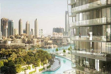 فلیٹ 3 غرف نوم للبيع في وسط مدينة دبي، دبي - Luxury OFF Plan/Tax Free / Burj Khalifa View